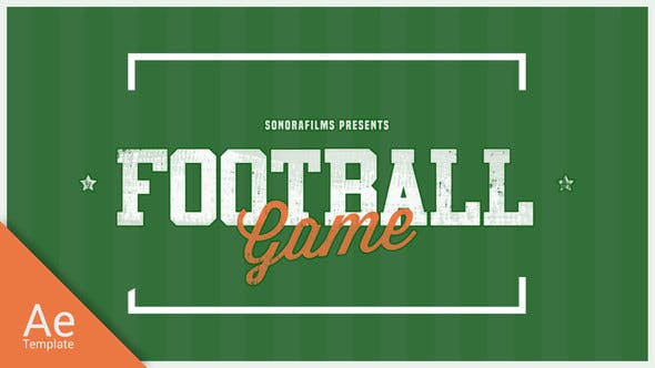 Thumbnail for Football Game Promo