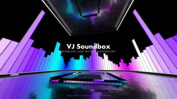 Thumbnail for VJ Soundbox 6
