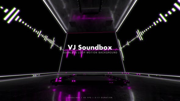 Thumbnail for VJ Soundbox 1