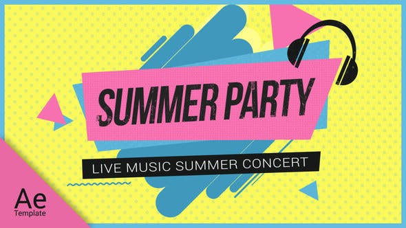Cover Image for Summer Party