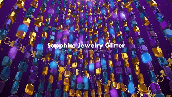 Thumbnail for Sapphire Jewelry Glitter 8