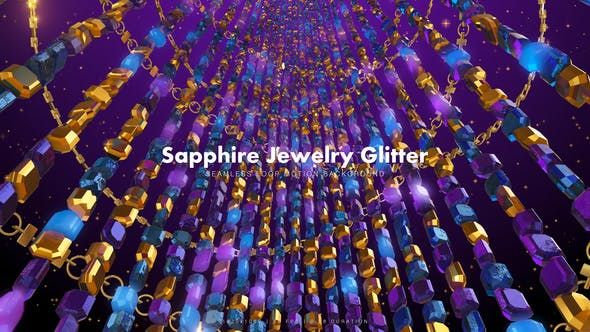 Thumbnail for Sapphire Jewelry Glitter 7