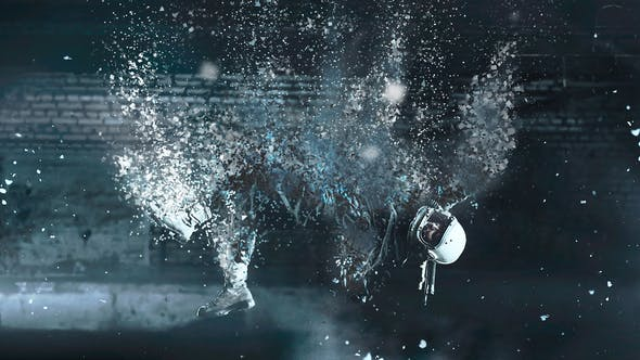 Motion Particles - Photo Toolkit