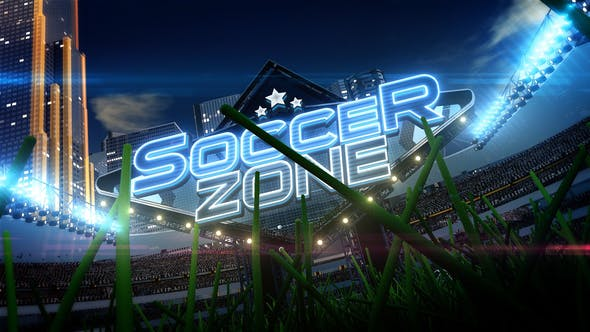 Thumbnail for Soccer Zone Broadcast Pack