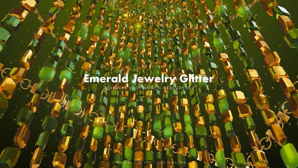 Thumbnail for Emerald Jewelry Glitter 5