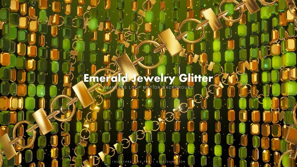 Thumbnail for Emerald Jewelry Glitter 4