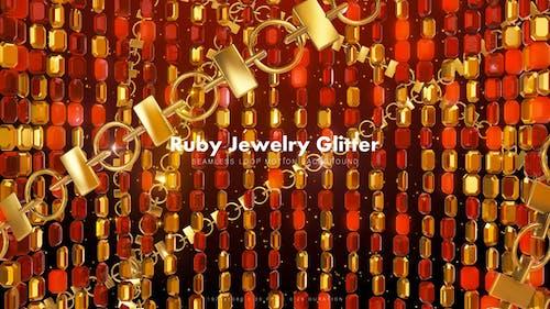 Ruby Jewelry Glitter 6