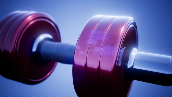 Thumbnail for Metal Dumbbell Rotate