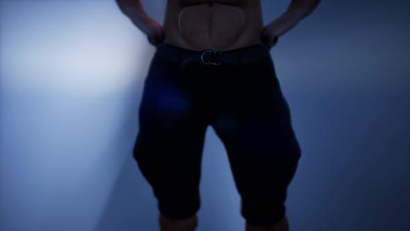 Thumbnail for Sehr starker Bodybuilder