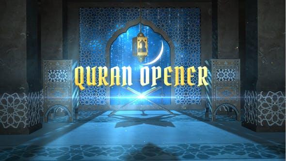 Thumbnail for Ramadan and Quran Opener