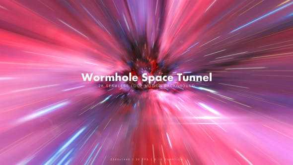 Thumbnail for Wormhole Tunnel 2