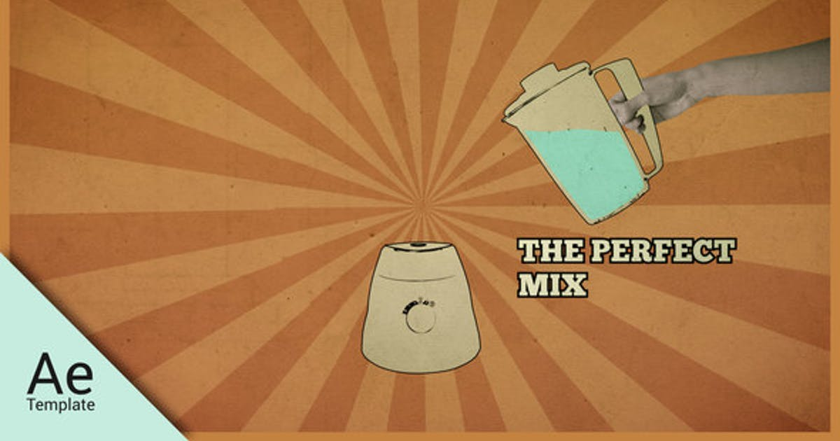 Download The Perfect Mix - Logo Reveal by sonorafilms