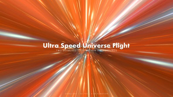 Thumbnail for Ultra Speed Universe Flight 9