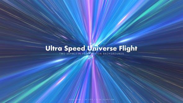 Thumbnail for Ultra Speed Universe Flight 8