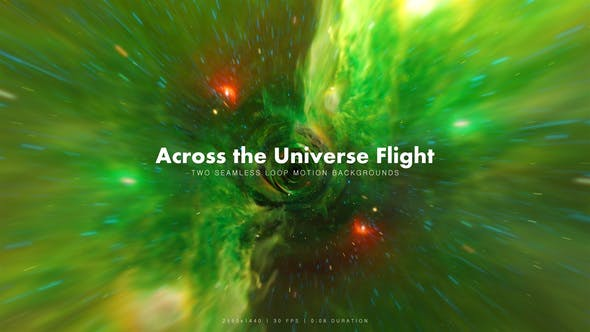 Cover Image for Across the Universe Flight 6