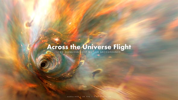 Thumbnail for Across the Universe Flight 2