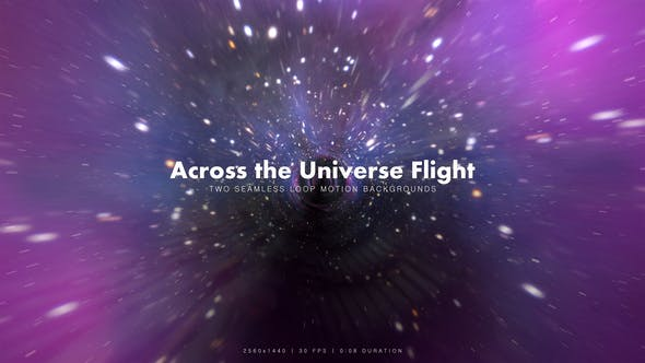 Thumbnail for Across the Universe Flight 1