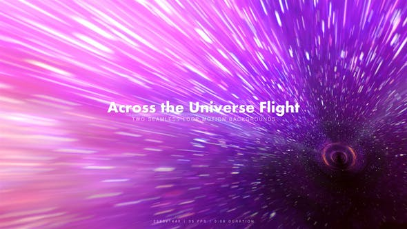 Thumbnail for Across the Universe Flight 5