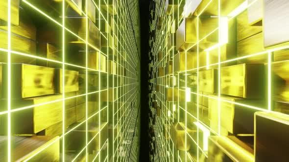 Thumbnail for Fliegen auf Gold Cube 04 HD