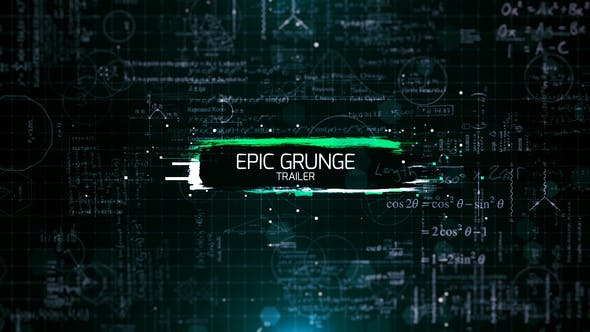 Thumbnail for Epic Grunge Trailer