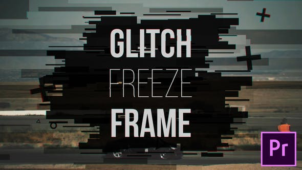 Glitch Freeze Frame