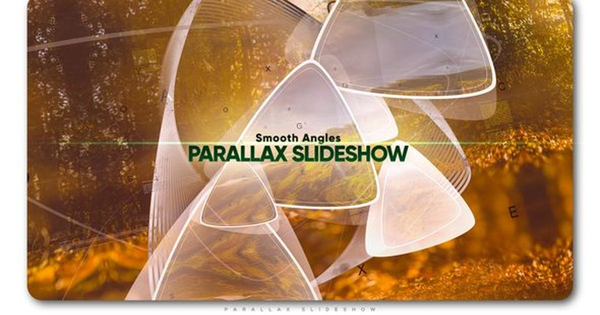 Download Smooth Angles Parallax Slideshow by TranSMaxX