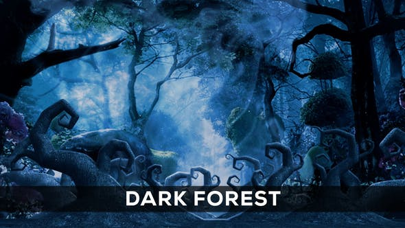 Cover Image for Dark Forest