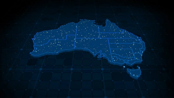 Thumbnail for Australia Map