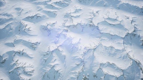 Snow Covered Terrain