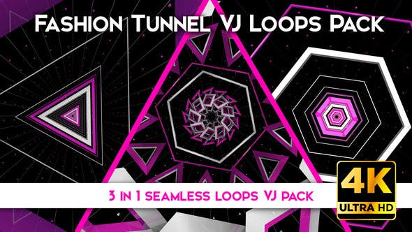 Thumbnail for Fashion Tunnel Loops Pack