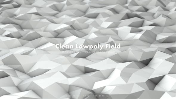 Thumbnail for Clean Lowpoly Field