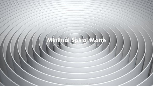 Thumbnail for Minimal Spiral Matte 1