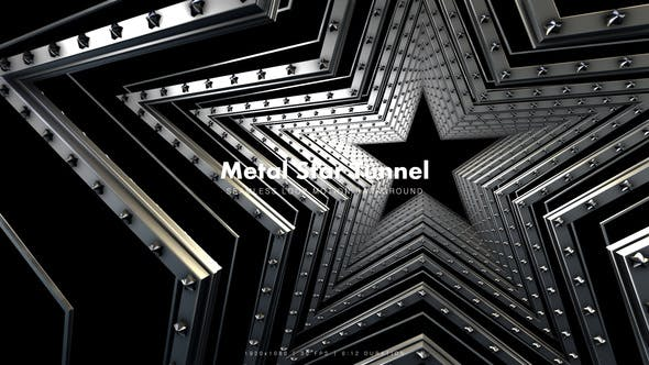 Thumbnail for Metal Star Tunnel 1
