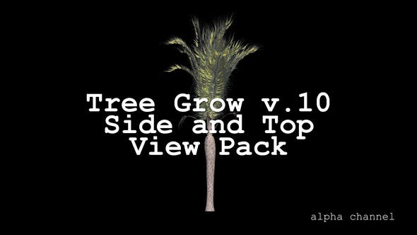 Thumbnail for Tree Grow v. 10 Side and Top View Pack