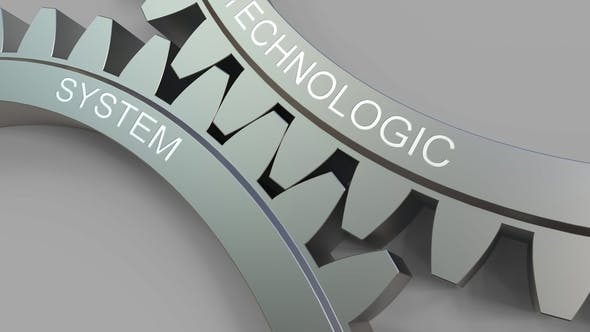 Thumbnail for TECHNOLOGIC SYSTEM Words on Meshing Gears