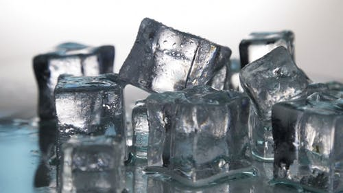 Ice Cubes for Drinks Simulate Cold Ice Cubes