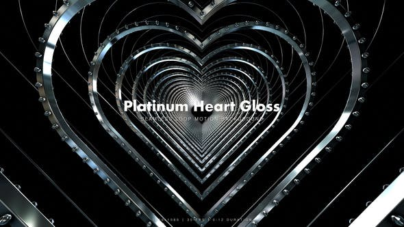 Thumbnail for Platinum Heart Gloss 3