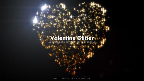 Valentine Glitter 5