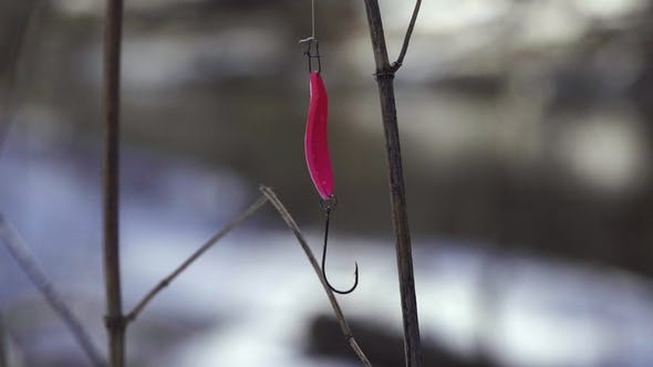 Thumbnail for Pink Colour Fishing Spoons