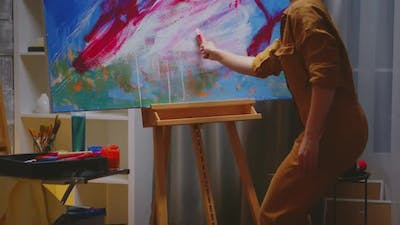 Painter with Modern Vision
