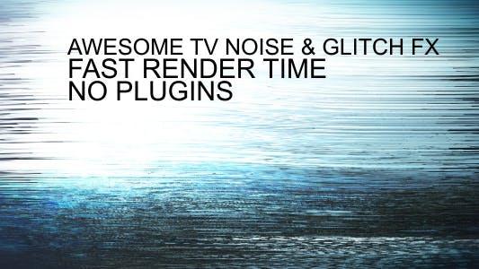 Thumbnail for Glitch & noise media FX