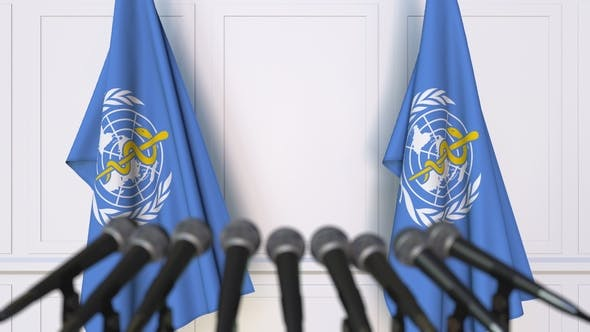Cover Image for World Health Organization WHO Official Press Conference