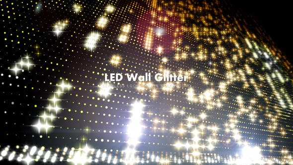 Thumbnail for LED Wall Glitter 4