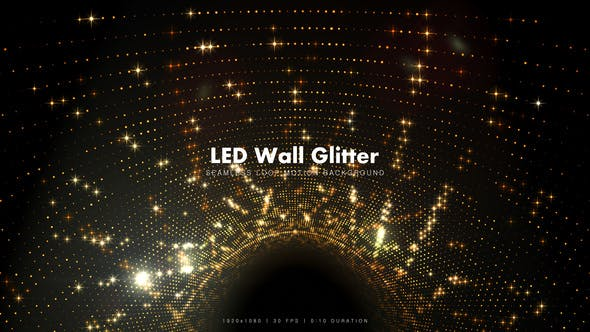 Thumbnail for LED Wall Glitter 2