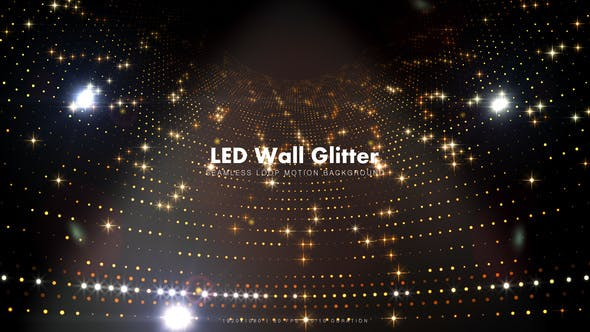 Thumbnail for LED Wall Glitter