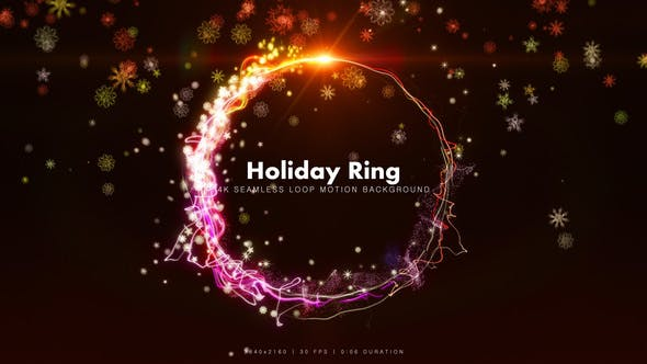 Thumbnail for Holiday Ring 5