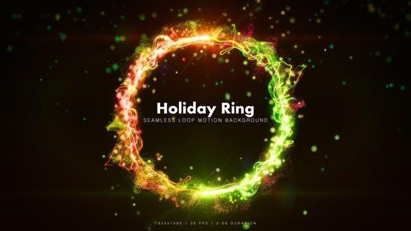 Thumbnail for Holiday Ring 4