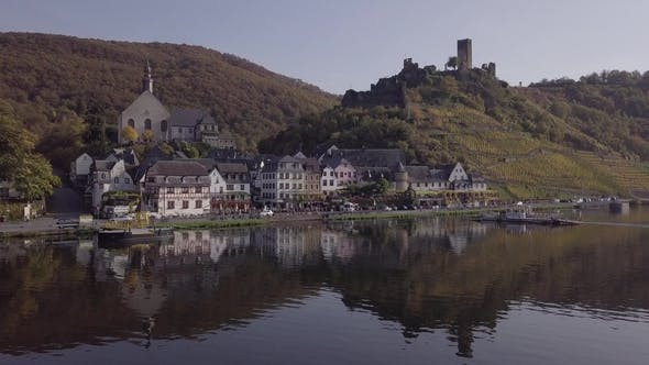 Thumbnail for Flight Over Beilstein, Germany