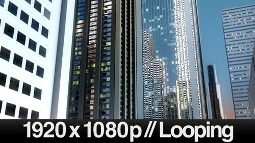 Traveling in a Downtown City Block - LOOP