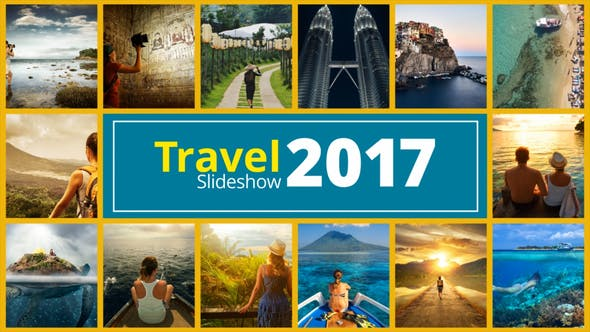 Thumbnail for Travel Photo Slideshow